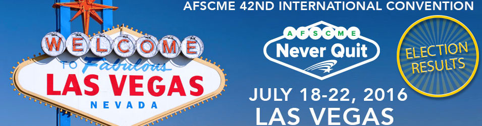 AFSCME 42ND International Convention