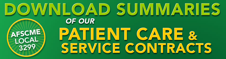 Download Summaries of our Patient Care and Service Contracts