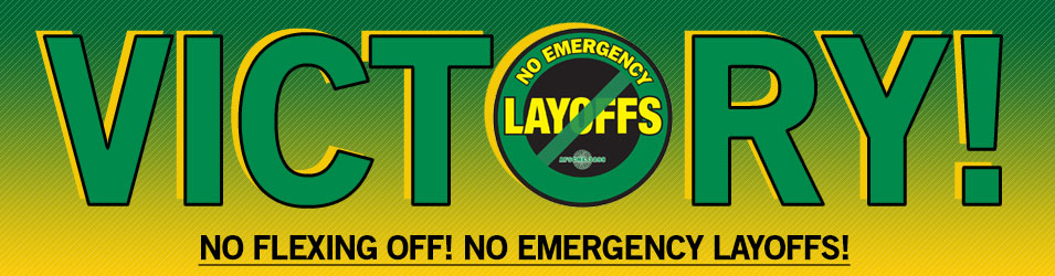 No Emergency Layoffs!