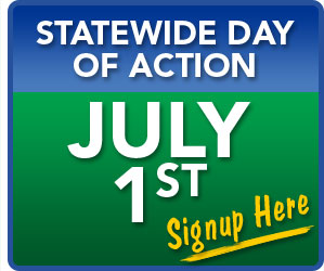 STATEWIDE DAY OF ACTION - JULY 1